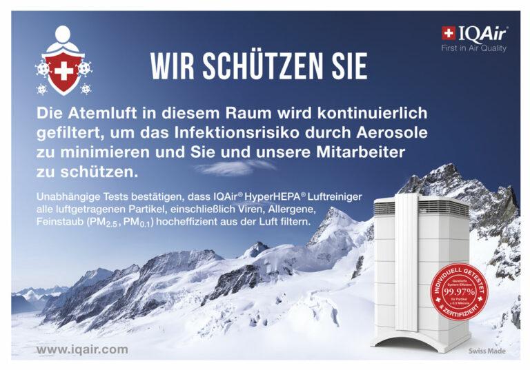 IQ-Air Logopädie Praxis
